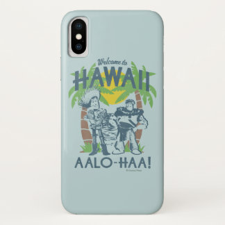 Woody and Buzz - Welcome To Hawaii Case-Mate iPhone Case