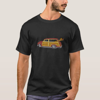 Woody Car T-Shirt
