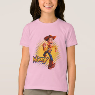 Woody Sheriff Cowboy Disney T-Shirt