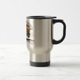 wOOdY Travel Mug