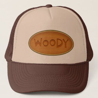 WOODY TRUCKER HAT