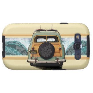 Woody Wave Surfer Samsung Galaxy Case