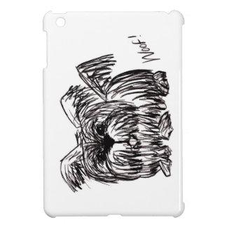 Woof A Dust Mop Dog iPad Mini Covers
