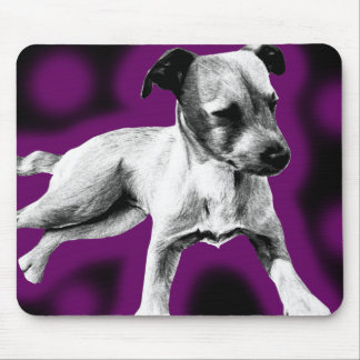 woof and stuff sally mouse mat mouse pad