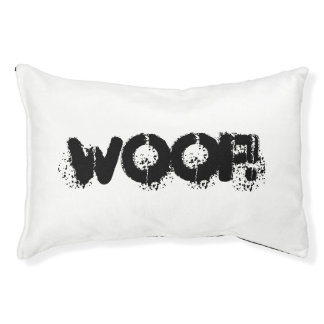 WOOF Dog Bed - TOWT Small Dog Bed