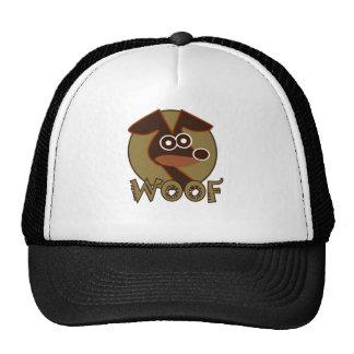 Woof Dog Hats
