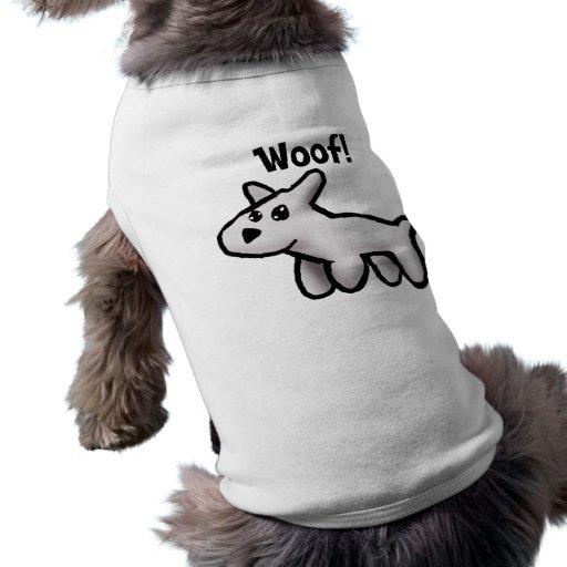 Woof! Pet Tee Shirt
