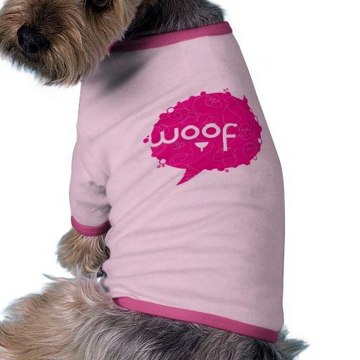 Woof Pet T Shirt