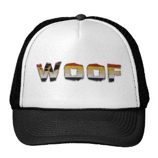 WOOF MESH HAT