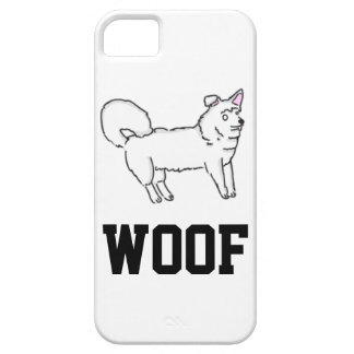 WOOF iPhone 5 COVERS