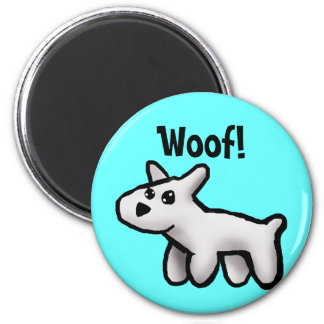 Woof! Magnets
