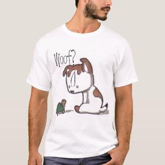 Woof? Puppy Shirt For Kids!