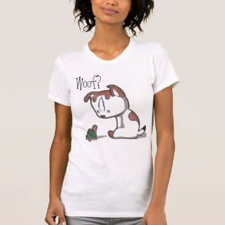 Woof? Puppy Shirt! Shirts