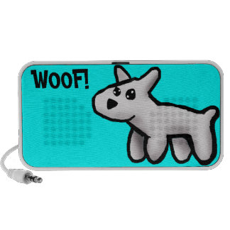 Woof PC Speakers
