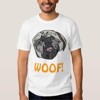 WOOF! T SHIRTS