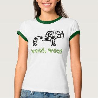 woof, woof shirts