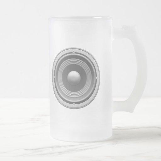 Woofer Coffee Mug