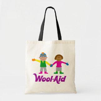 Wool-Aid totebag Budget Tote Bag