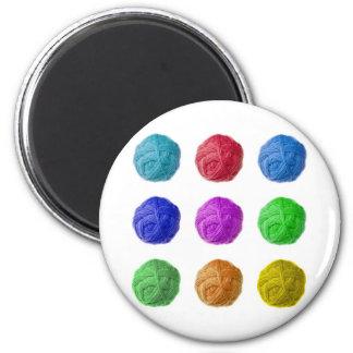 wool ball magnet