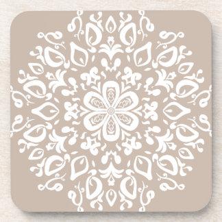 Wool Mandala Coaster