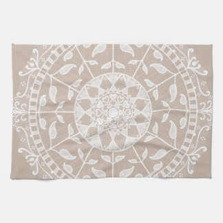 Wool Mandala Kitchen Towel