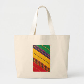 Wool texture large tote bag