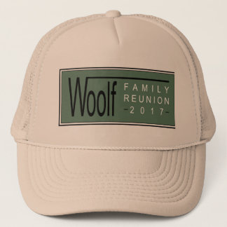 Woolf Family Reunion Hat