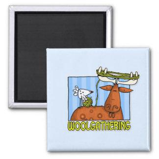 woolgathering magnet