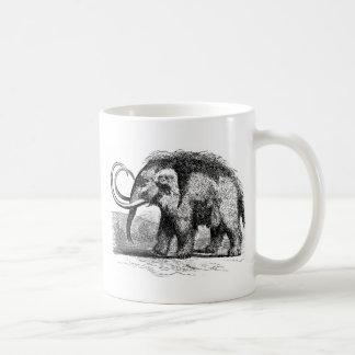 woolly-mammoth-2 coffee mug