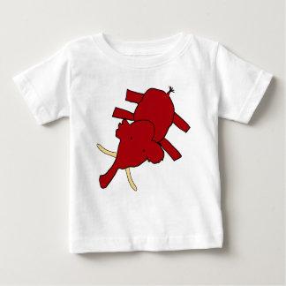 Woolly Mammoth Baby T-Shirt