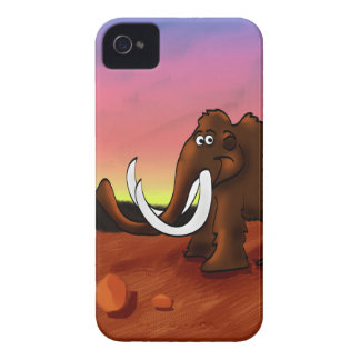 Woolly Mammoth Blackberry Case