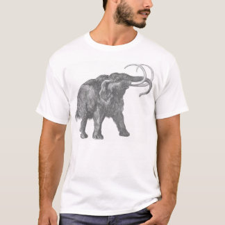woolly mammoth bwh T-Shirt