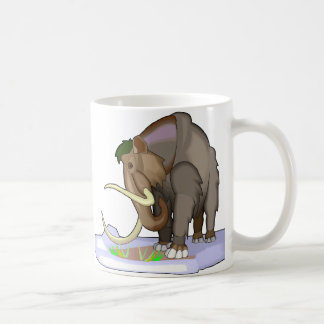Woolly Mammoth Coffee Mug