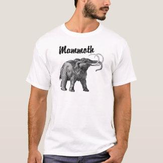 Woolly Mammoth design T-Shirt