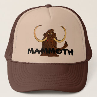 Woolly Mammoth Hat