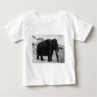 Woolly Mammoth Mod Destiny Baby T-Shirt