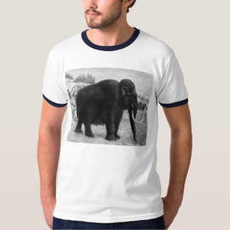 Woolly Mammoth Mod  Destiny T-Shirt
