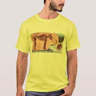 Woolly Mammoth Skeleton T-Shirt