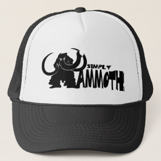 Woolly Mammoth Trucker Hat