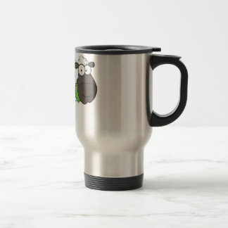 Woolly Sheep Travel Mug