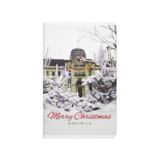Woolwich - Christmas Check Notebook