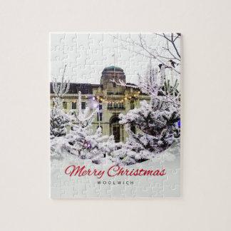 Woolwich - Christmas Jigsaw Jigsaw Puzzle