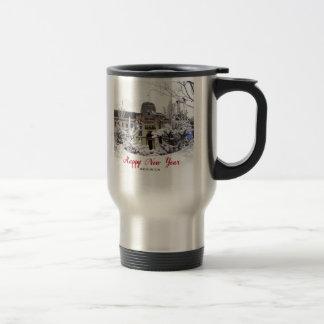 Woolwich - New Year - Travel Mug