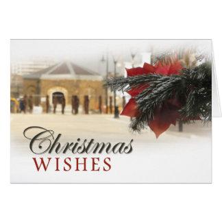 Woolwich Riverside Christmas Card