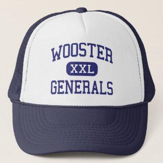 Wooster - Generals - High School - Wooster Ohio Trucker Hat