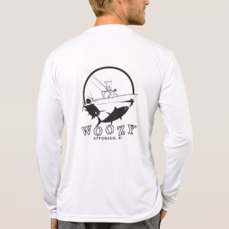 Woozy Yellowfin Sport Tek Long Sleeve T-Shirt