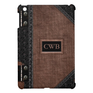Wopsle Henry  Vintage Old Book Style iPad Mini Cover