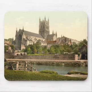 Worcester Cathedral II, Worcestershire, England Mouse Pad