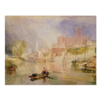 Worcester Postcard