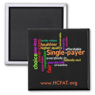 Word Cloud Magnet